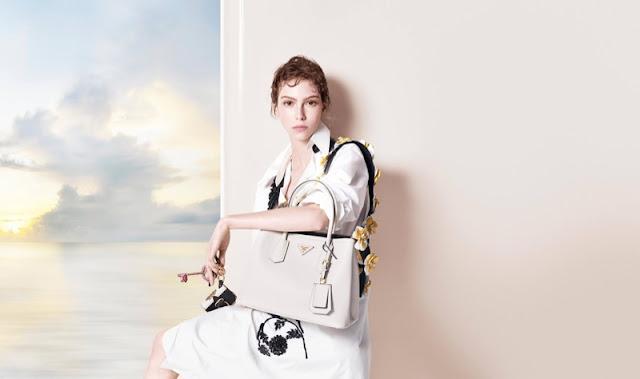 Prada Pre-Fall Campaign 2016
