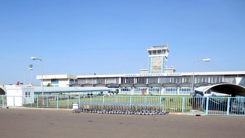 مطار أسمرة الدولي Asmara International Airport