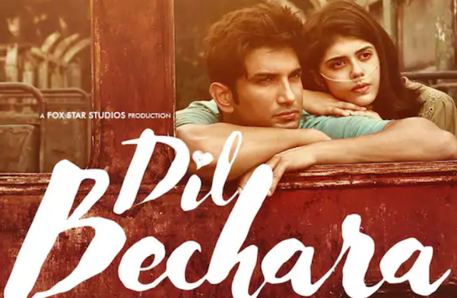 Download Sushant's last film Dil Bechara 2020 Leaked