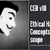 CEH v10 Ethical Hacking Concepts and scope