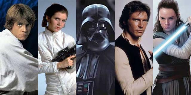 'Star Wars', las películas de peor a mejor