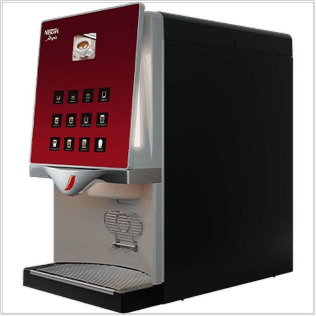 NESTLE COFFEE MAKER;Nestle Coffee Machine Nescafe Alegria 8/50