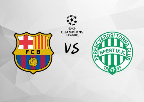 Barcelona vs Ferencváros  Resumen y Partido Completo