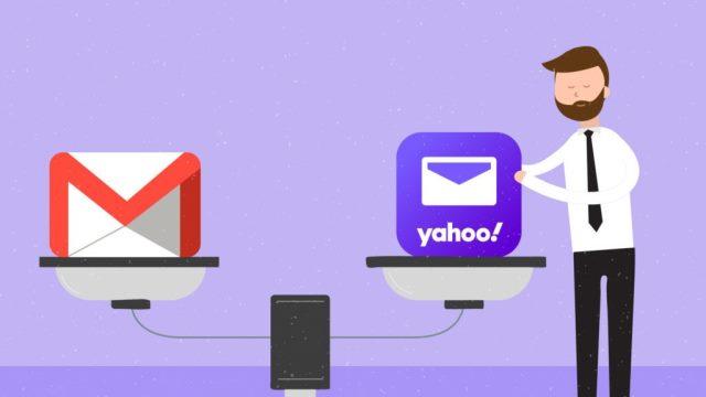Keunggulan Email Yahoo Dibandingkan Gmail