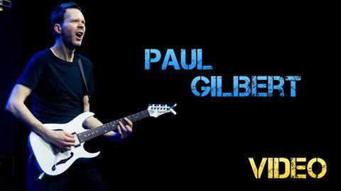 Paul Gilbert: Biografía y Equipo