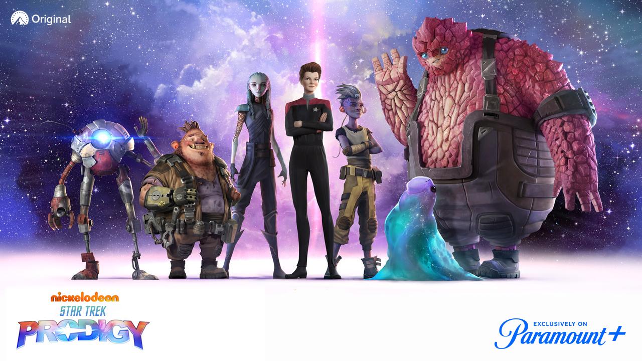 Paramount Plus Unveils 'Star Trek: Prodigy' Environmental Art