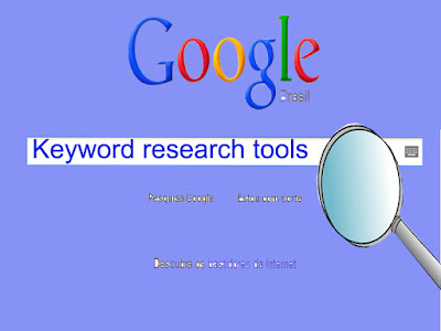 keyword research image