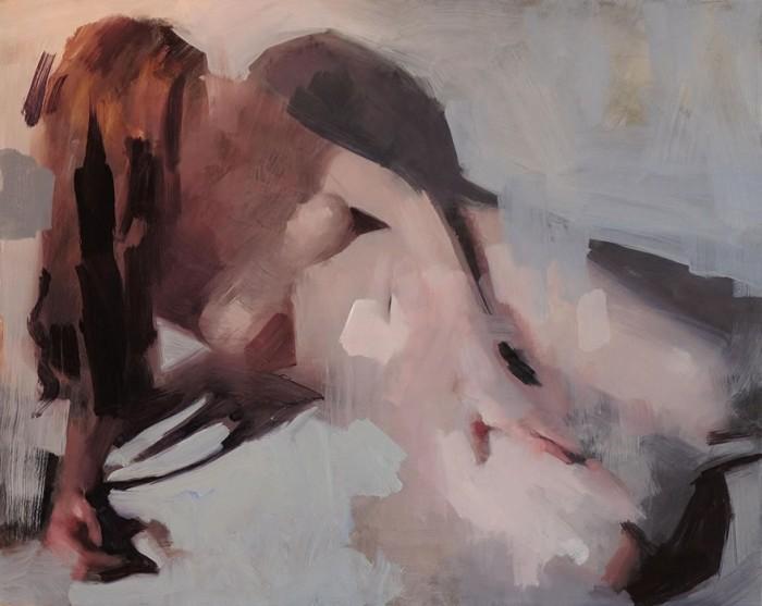 Американский художник. Mark Tennant