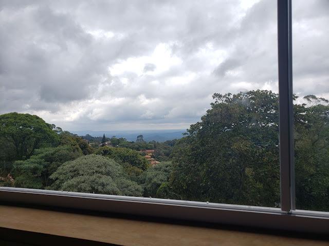 マリィポランの眺め