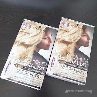 Colour Specialist Saç Boyası