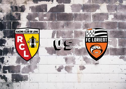 Lens vs Lorient  Resumen