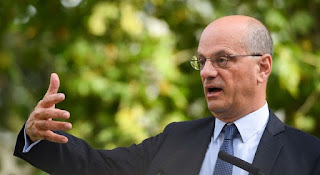 IpEaV EaF F Copie De Mon Blog Nouvel Obs ComplotSanitaire COVID Blanquer Admits That He Plans To Let Million French People To Be Contaminated To Of The Population Ultimately Ends Up