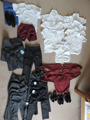 collection of meon junior school uniform