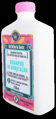 Ingredientes da composição do Shampoo Hidratação Banana Ghee da Lola - Resenha Completa (Vegano e Low Poo)