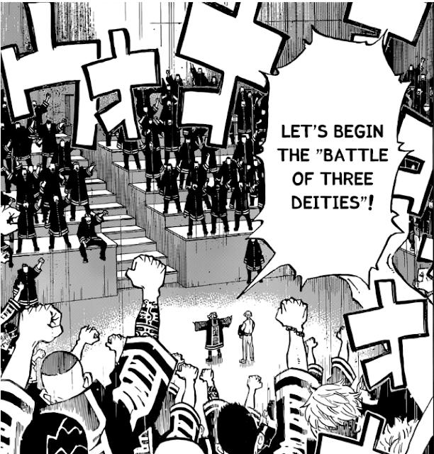 Tanggal Rilis Tokyo Revengers Chapter 219 Bahasa Indonesia