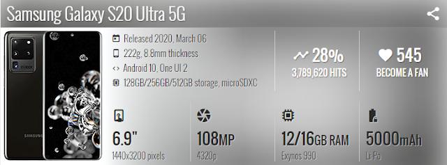 Samsung-Galaxy-S20-Ultra-5G-gsmarena