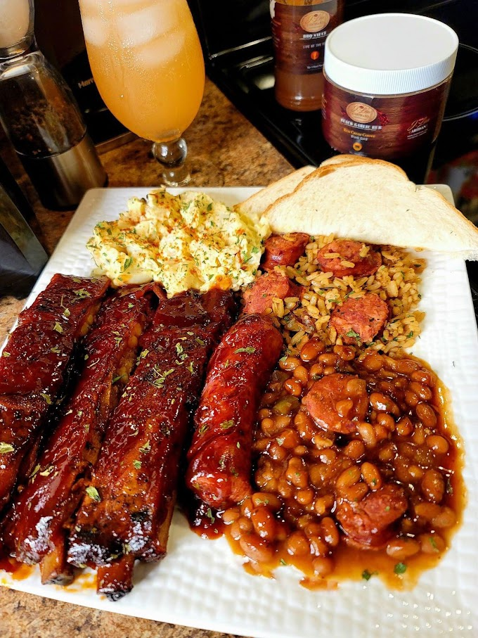 Oven Baked Bbq Ribs
