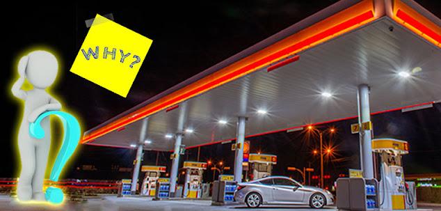 Causes of Excessive Fuel Consumption