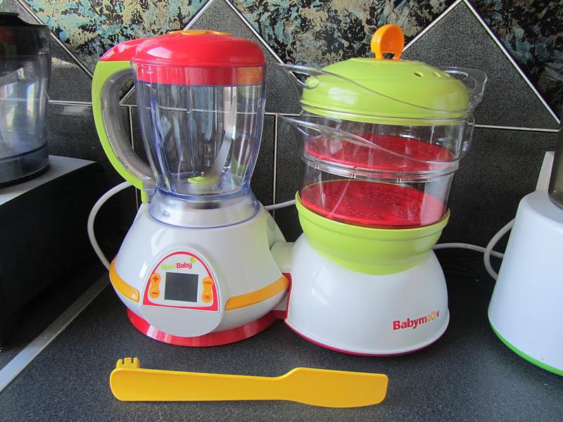 Baby Robot Nutribaby De Babymoov Other Baby Feeding
