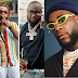 """Yung6ix calls on Davido and Burna Boy to quash their """"beef"""" over fear it may escalate."""