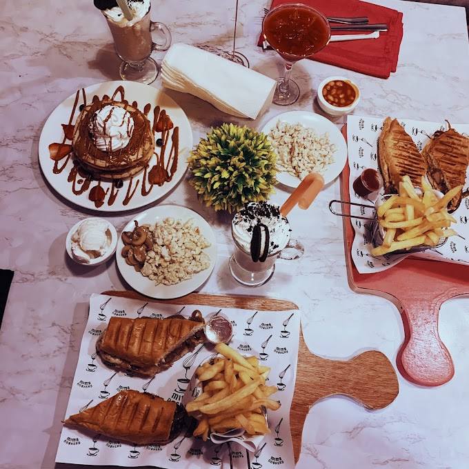 BRUNCH SPOT|| CRISPY CHICKEN MAYO SANDWICH AT MIMS NOSHERY
