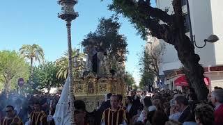 Jesús de la Oración en el Huerto por San Severiano en la Semana Santa Cádiz 2019