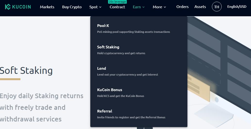 Claim miễn phí đồng coin TRON( TRX) về sàn giao dịch KuCoin để Mining 14