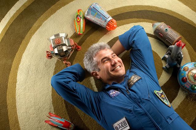 Marcos Pontes foi até a ISS e passou um determinado tempo lá