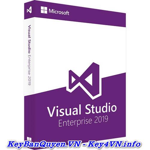 Mua Bán Key Bản Quyền Visual Studio 2019 Enterprise Uy Tín Giá Rẻ.