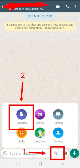 How to send High Quality Photos/Videos on WhatsApp without Losing Quality