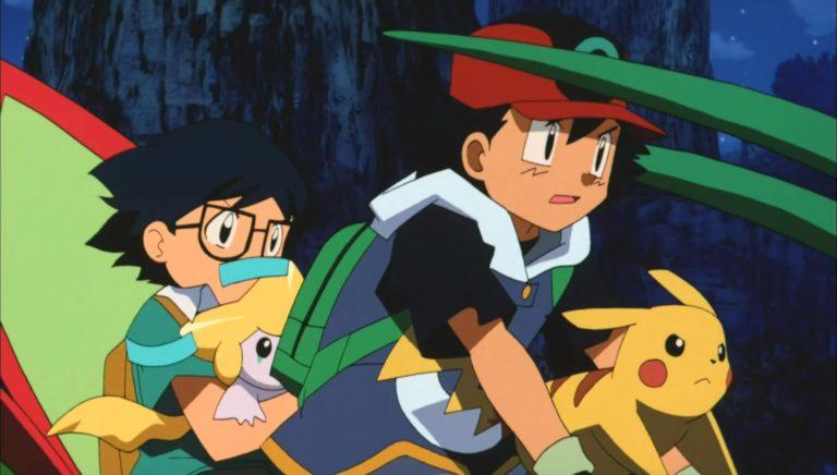 Pokemon Movie 6 Jirachi Wishmaker Www Coolmovies Co In