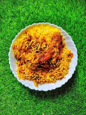 biryani recipe at home