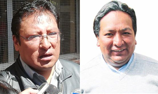 Oscar contra Oscar en El Alto, esperan a Chapetón y la candidatura masista / MONTAJE WEB