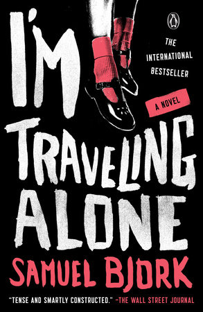 Book cover for Samuel Bjork's I'm Travelling Alone in the South Manchester, Chorlton, and Didsbury book group