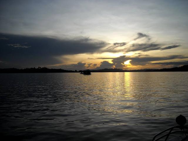 Sungai Mahakam, Kalimantan Timur