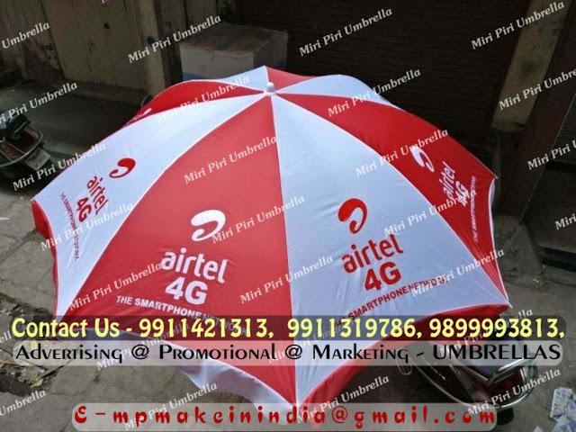 Airtel Promotional Umbrellas, Airtel Marketing Umbrellas, Airtel Advertising Umbrellas, Airtel Corporate Umbrellas, Airtel Commercial Umbrellas, Airtel Umbrellas, Airtel Umbrella,