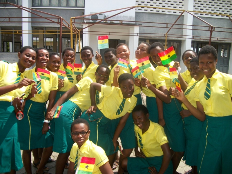 Nana Addo assures safety of students and staff.