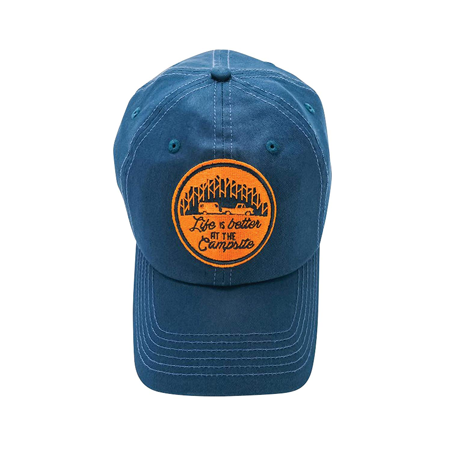 This camping hat will keep you looking great at the campsite.
