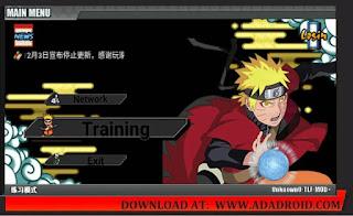 Download Naruto Senki Beta Version 1.0