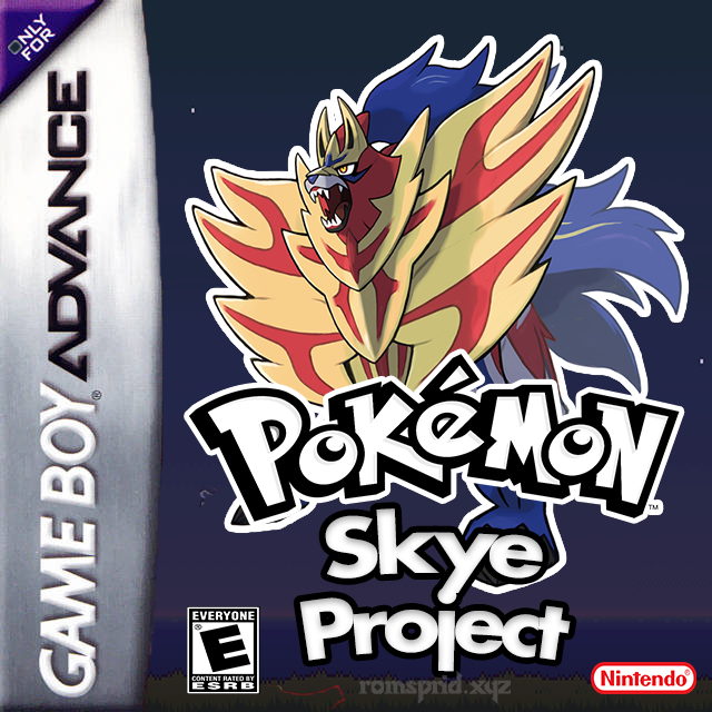 Pokemon Skye Project