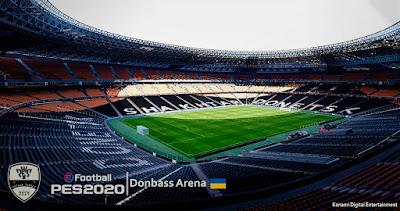 PES 2020 Stadium Donbass Arena