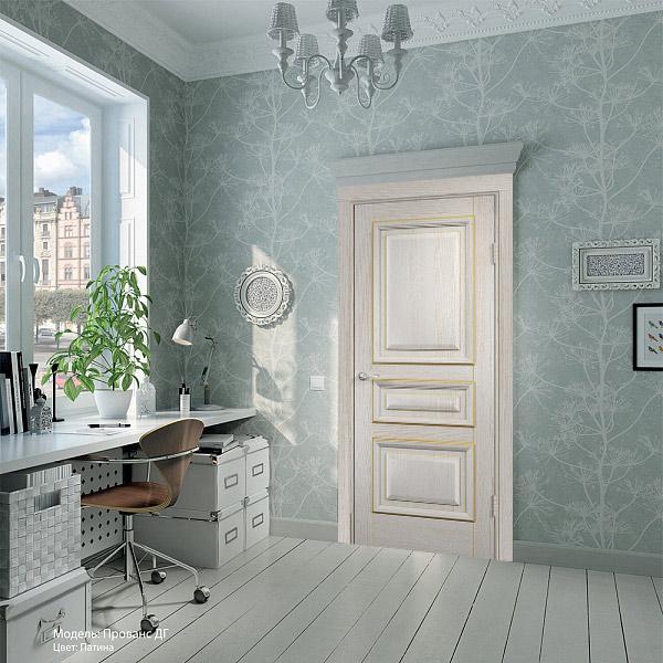 Межкомнатная дверь «Версаль ДГ»