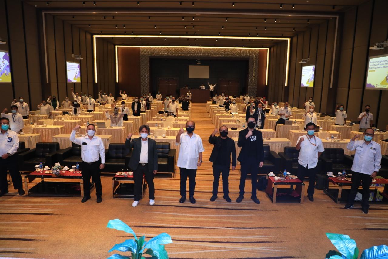 BP Batam Gelar Workshop Pengelolaan Website dan Media Sosial Untuk Meningkatkan Kualitas SDM Kehumasan