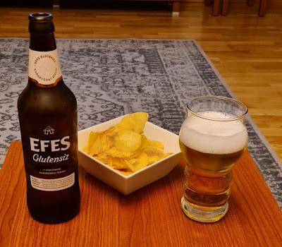 Efes Glutensiz Bira