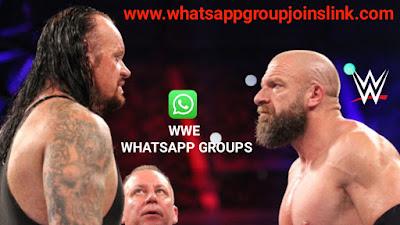 WWE WhatsApp Group Joins Link