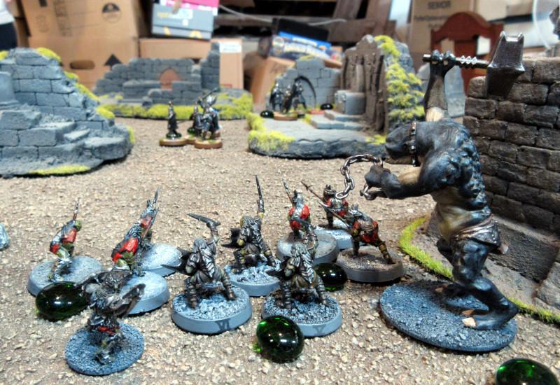 Argonor's Wargames: 2019-06-06: Age of Fantasy Skirmish