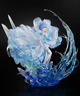 Rem y Emilia Crystal Dress ver. de Re:ZERO, Alpha Satellite