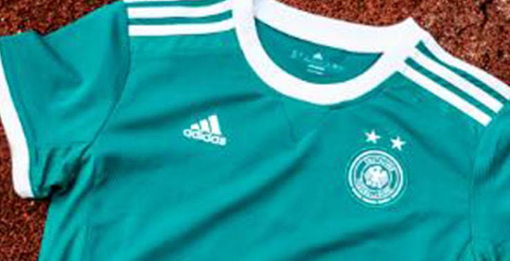c8692f88972a1 Germany 2017 Women's Euro Home and Away Kits Released - Footy Headlines