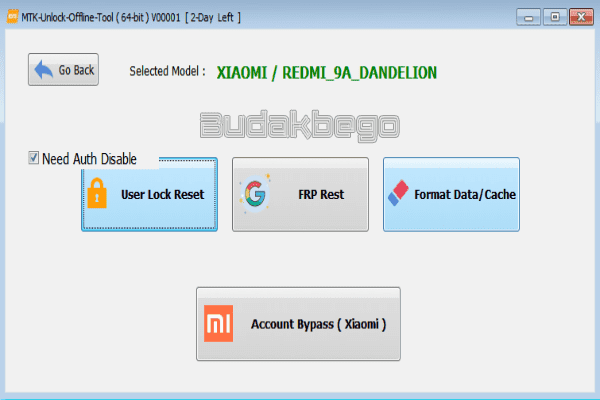 Download MTK Unlock Offline Tool Free and Working All