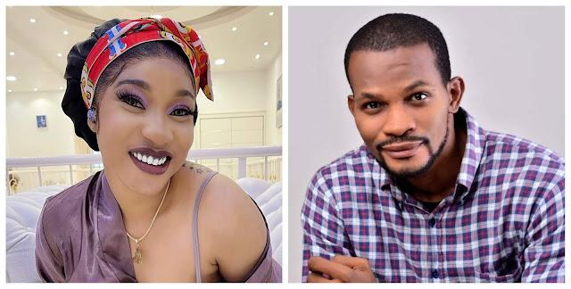 I am Destined to marry Tonto Dikeh- Uche Maduagwu